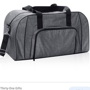 NWT Thirty-One All Packed Duffle